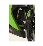 R&G Racing Exhaust Header Grill Kawasaki Ninja 300 2013-2014