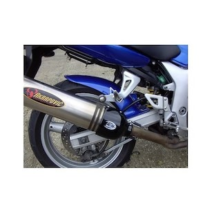 R&G Racing Oval Cover Exhaust Protector