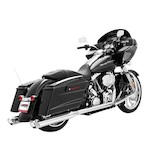 Freedom Performance Racing Mufflers For Harley Touring 1995-2014