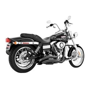 Freedom Performance Sharp Curve Radius Exhaust For Harley Dyna 2006-2017