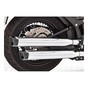 Freedom Performance Racing Mufflers For Harley Softail Deluxe / Cross Bones 2007-2017