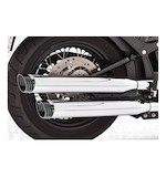 Freedom Performance Racing Mufflers For Harley Softail Deluxe and Cross Bones 2007-2015