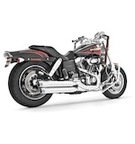Freedom Performance Racing Slip-On Mufflers For Harley Dyna Fat Bob and Wide Glide