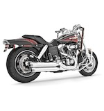 Freedom Performance Racing Mufflers For Harley Dyna Fat Bob / Wide Glide 2008-2017