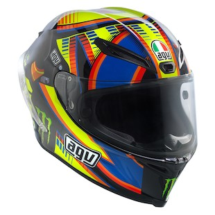 AGV Corsa Double Face Winter Test LE Rossi Helmet