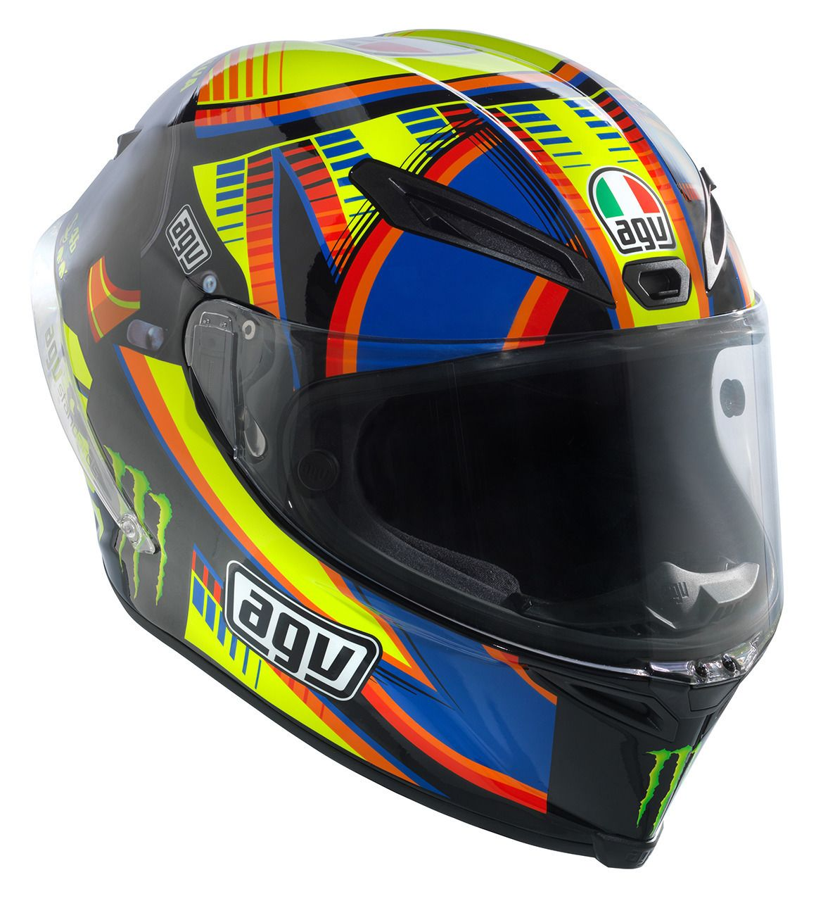 agv corsa double face winter test le rossi helmet size sm. Black Bedroom Furniture Sets. Home Design Ideas