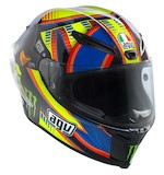AGV Corsa Double Face Winter Test LE Rossi Helmet (Size SM Only)