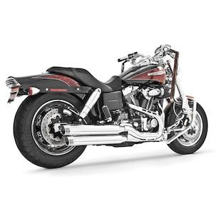 Freedom Performance Racing Mufflers For Harley Dyna 1991-2009
