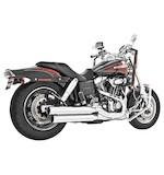 Freedom Performance Signature Mufflers For Harley Dyna 1991-2009