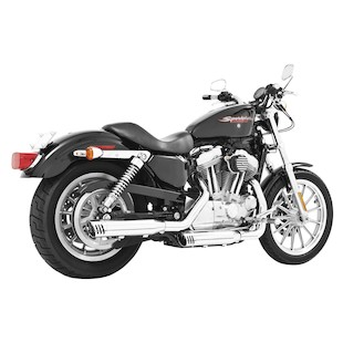 Freedom Performance Racing Mufflers For Harley Sportster 2004-2013