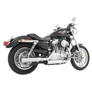 Freedom Performance Signature Mufflers For Harley Sportster 2004-2013