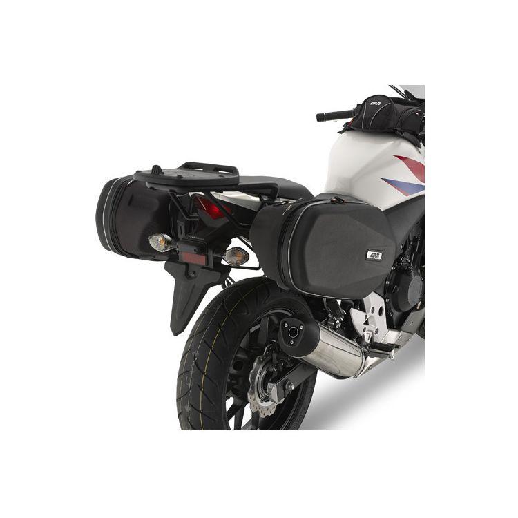 Givi TE1119 Easylock Saddlebag Supports Honda CB500F / CBR500R 2013-2017