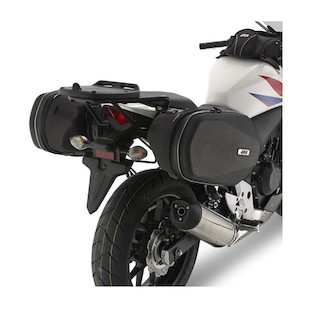 Givi TE1119 Easylock Saddlebag Supports Honda CB500F / CBR500R 2013-2015