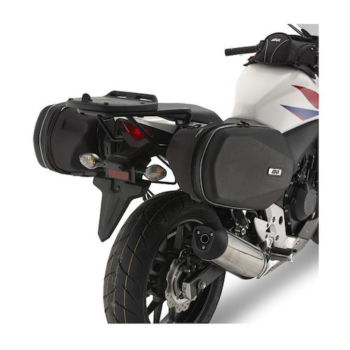 Side carrier luggage mount for Honda NC750X / NC750XD 2012