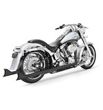 Freedom Performance Sharktail True Dual Exhaust System For Harley Softail 2007-2014