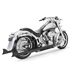 Freedom Performance Sharktail True Dual Exhaust System For Harley Softail 1997-2006