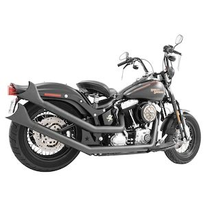 Freedom Performance Upswept Exhaust For Harley Softail 1986-2017