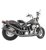 Freedom Performance Upswept Exhaust For Harley Softail 1986-2015