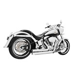 Freedom Performance Independence Shorty Exhaust For Harley Softail 1986-2017