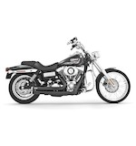 Freedom Performance Independence Shorty Exhaust For Harley Dyna 2006-2015