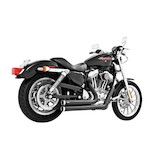 Freedom Performance Independence Shorty Exhaust For Harley Sportster 2004-2013