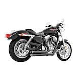 Freedom Performance Independence Shorty Exhaust System For Harley Sportster 2004-2013