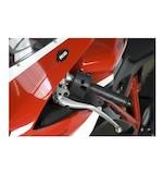 R&G Racing Mirror Blanking Plates Ducati 848 / 1098 / 1198