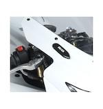 R&G Racing Mirror Blanking Plates Suzuki GSXR 600 / GSXR 750 2006-2010