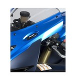 R&G Racing Mirror Blanking Plates Suzuki GSXR 600 / GSXR 750 2011-2014