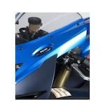 R&G Racing Mirror Blanking Plates Suzuki GSXR 600 / GSXR 750 2011-2015