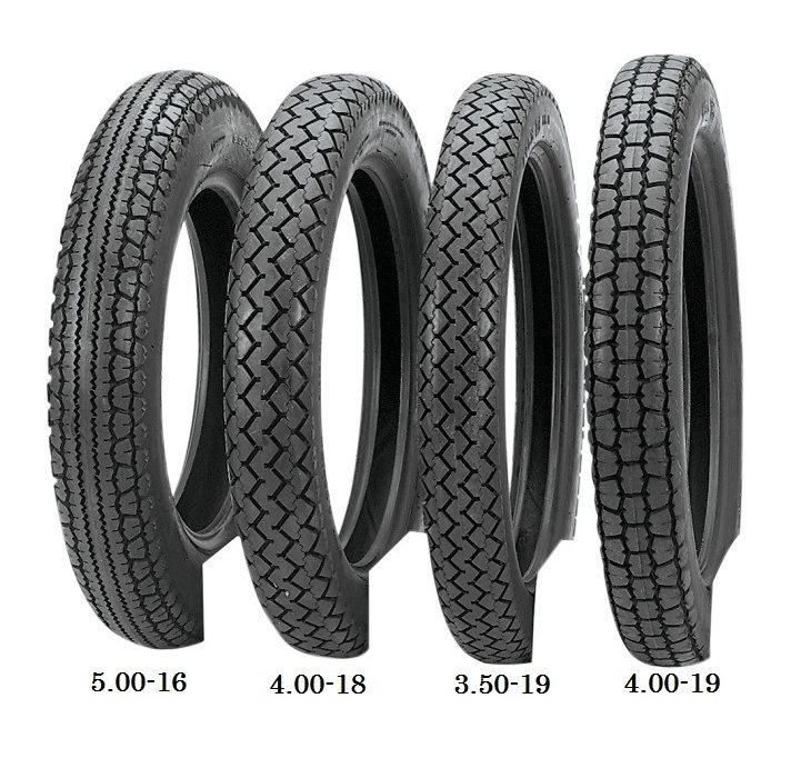 Avon Motorcycle Tires >> Avon Speedmaster Mkii Tires