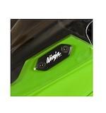 R&G Racing Mirror Blanking Plates Kawasaki Ninja 300 / ZX6R