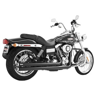 Freedom Performance Independence Long Exhaust For Harley Dyna 2006-2017