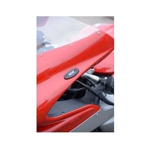 R&G Racing Mirror Blanking Plates MV Agusta F3 675 / 800