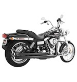 Freedom Performance Independence Long Exhaust System For Harley Dyna 1991-2005