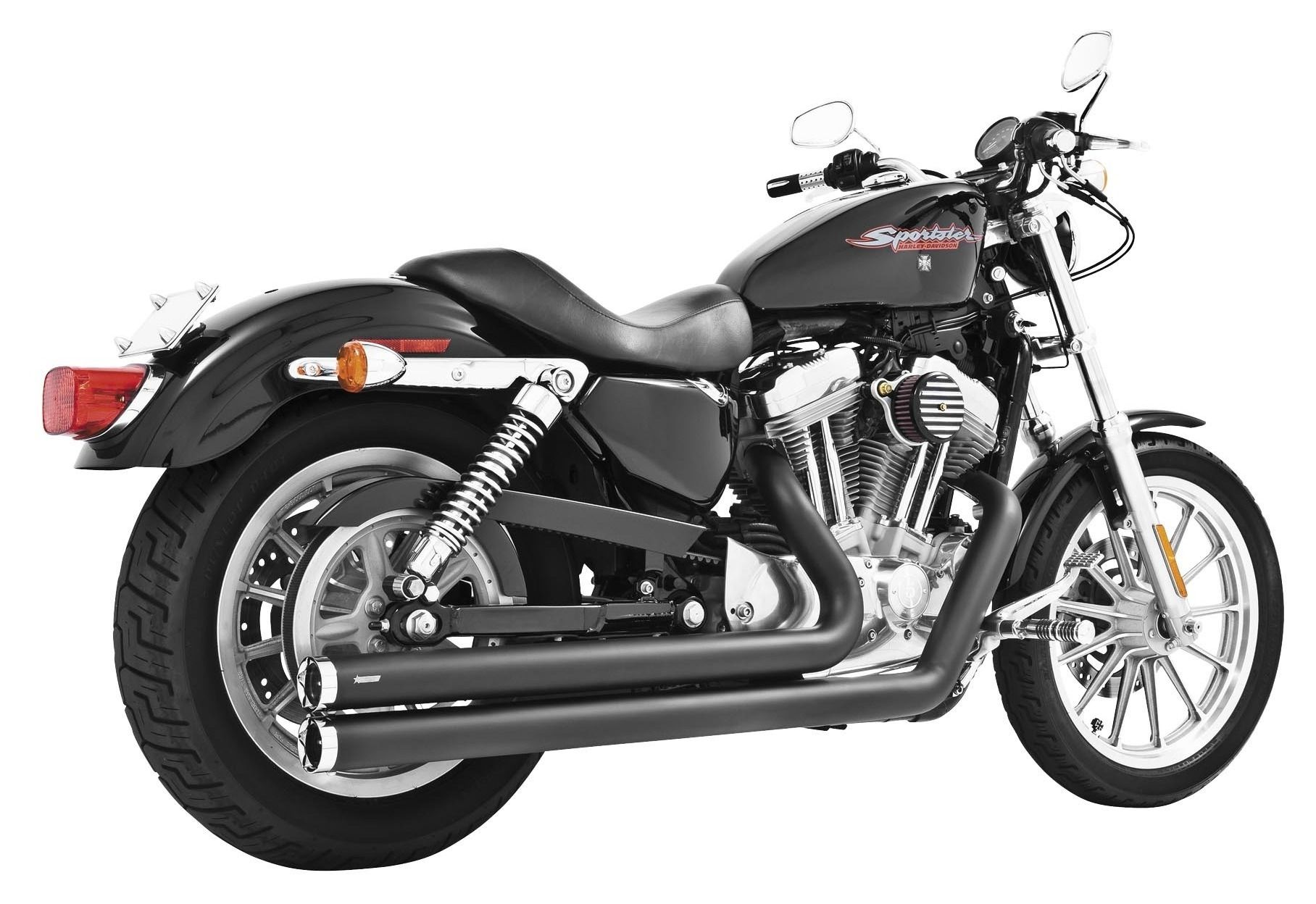 Freedom Performance Independence Long Exhaust For Harley Sportster  2004-2013 | 10% ($79 00) Off!