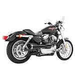 Freedom Performance American Outlaw High 2-Into-1 Exhaust For Harley Sportster 2004-2013