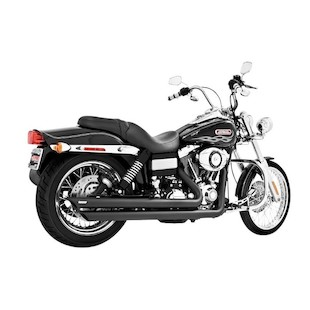 Freedom Performance Patriot Exhaust For Harley Dyna 1991-2005
