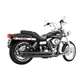 Freedom Performance Patriot Exhaust For Harley Dyna 2006-2017
