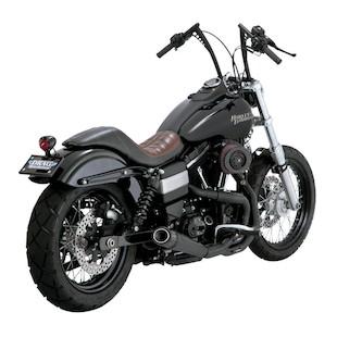 Roland Sands Slant Carbon Fiber Air Cleaner For Harley Twin Cam 1999-2015