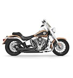 Freedom Performance Declaration Turn-Out Exhaust For Harley Softail 1986-2017