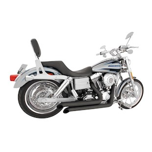 Freedom Performance Declaration Turn-Out Exhaust For Harley Dyna 2006-2017