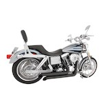 Freedom Performance Declaration Turn-Out Exhaust System For Harley Dyna 2006-2014