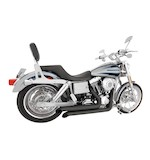 Freedom Performance Declaration Turn-Out Exhaust System For Harley Dyna 1991-2005