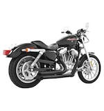 Freedom Performance Declaration Turn-Out Exhaust For Harley Sportster 2004-2013
