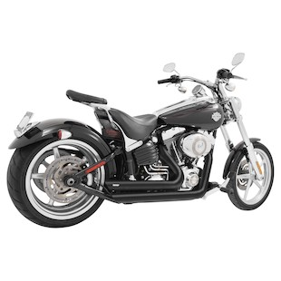 Freedom Performance Amendment Exhaust For Harley Softail Rocker 2008-2010