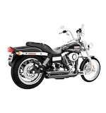 Freedom Performance Amendment Exhaust For Harley Dyna 1991-2005
