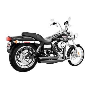 Freedom Performance Amendment Exhaust For Harley Dyna 2006-2017