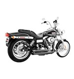 Freedom Performance Amendment Exhaust For Harley Dyna 2006-2014