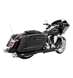 Freedom Performance Racing True Dual Exhaust For Harley